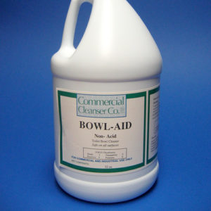 Bowl Aid - Toilet and bathroom cleaner