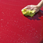 Car washing: waxes, compounds and soaps