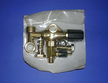 Factory-new pressure washer unloader