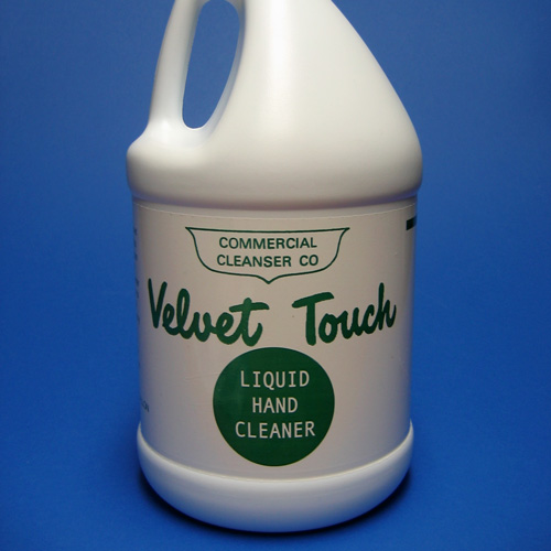 Liquid hand soap for commercial use