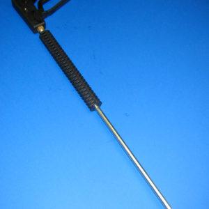 Wand assembly gun