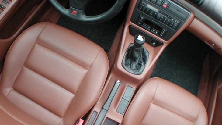 Cleaning car interiors, car dealerships