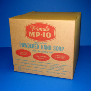 MP 10 - Powdered Hand Soap