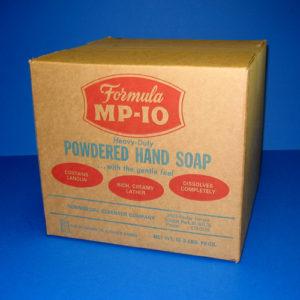 MP 10 - Powdered Hand Soap