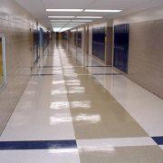 Floor Stripping - Schools