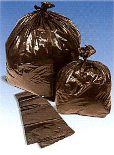 Heavy-duty trash liners